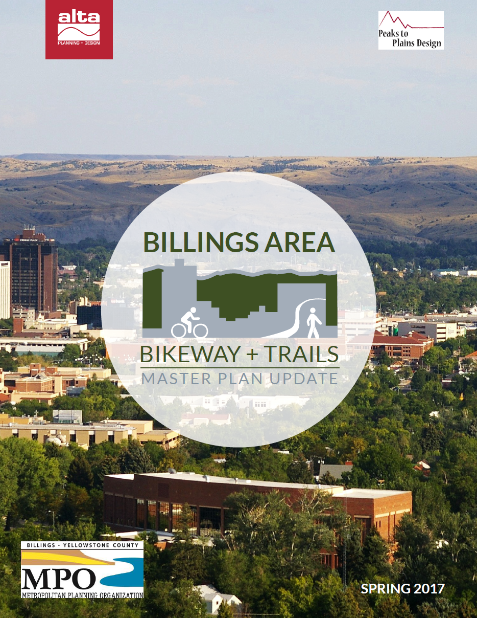 cover bikeway and trails master plan