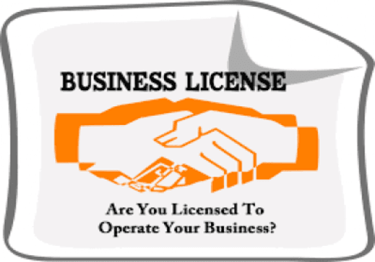 business_license_clipart by Parowan City